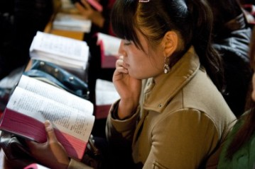 Stort bibelbehov i Kina