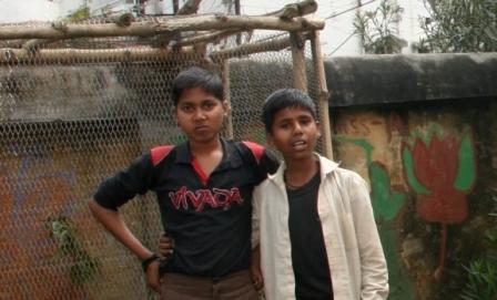 Markusevangeliet til indiske barn
