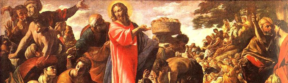 Jesus metter 5000