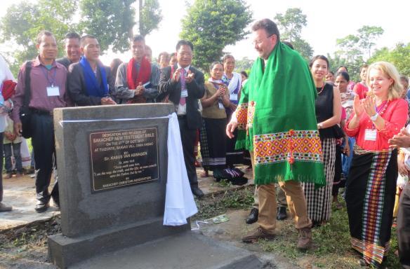 Invielse av Bibelen til Sakachep-folket