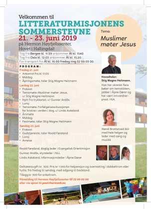 Sommerstevnet 2019
