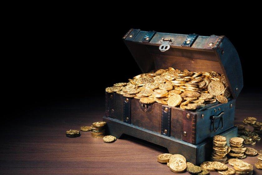 Sporos 19-01 treasure